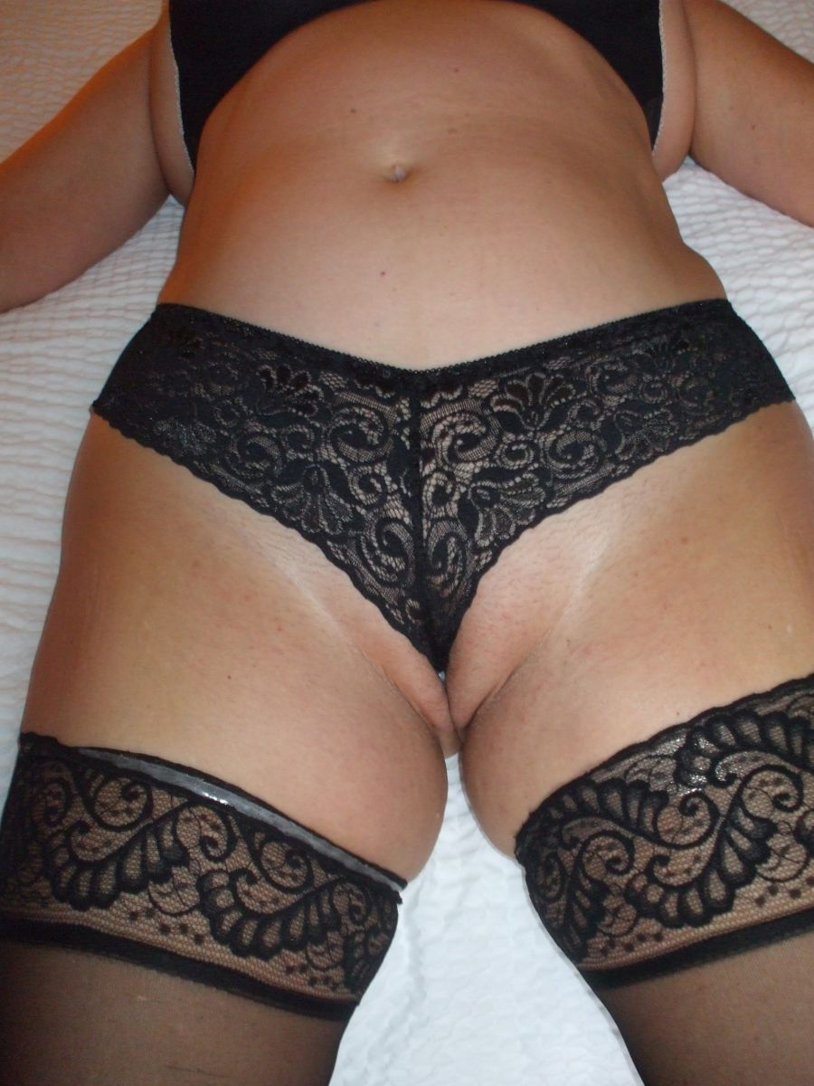 Not mature woman thong panties special case